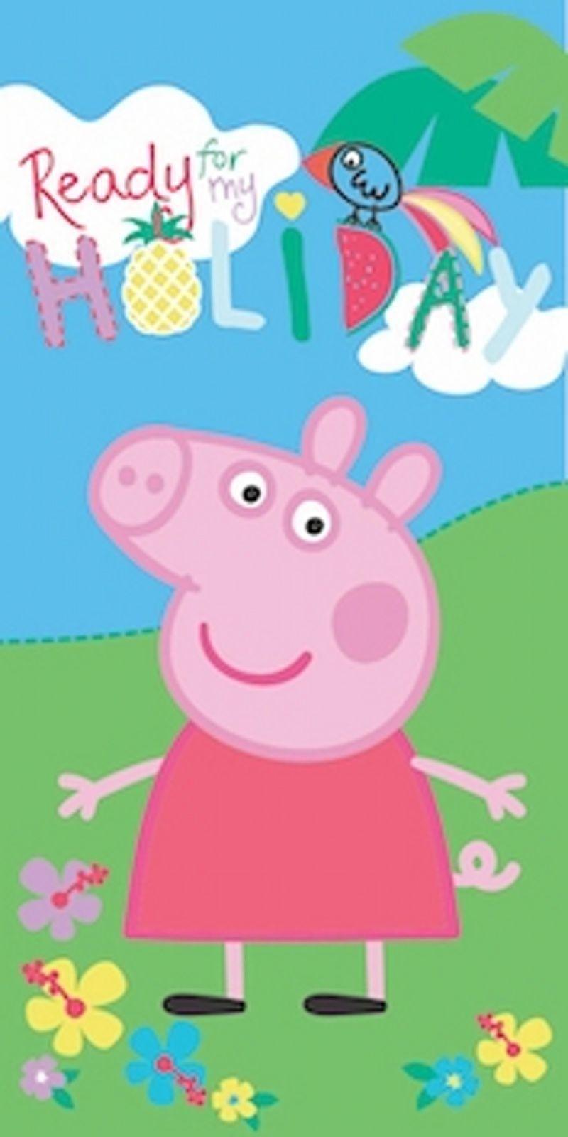 Dětská osuška Peppa Pig Jerry Fabrics