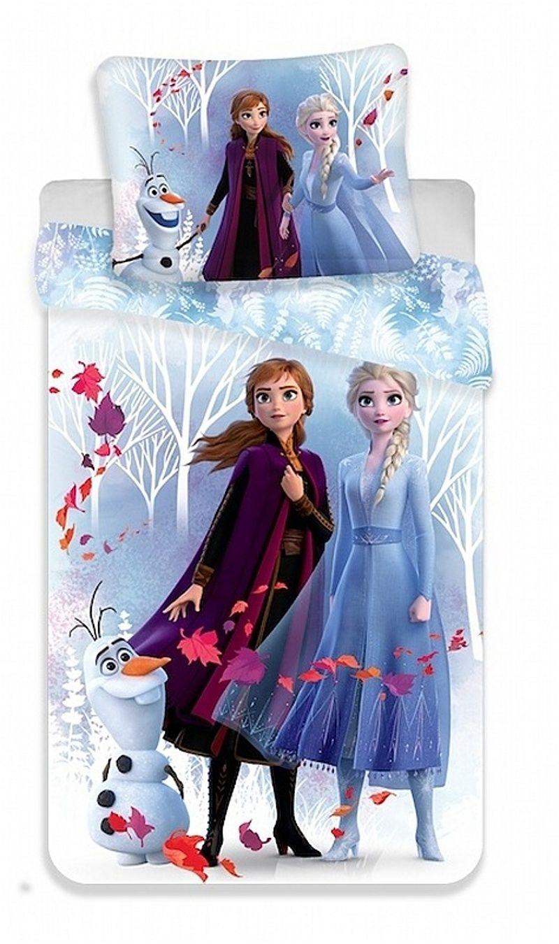 Dětské bavlněné povlečení Frozen, Ledové království Jerry Fabrics
