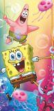 Dětská osuška Sponge Bob Jerry Fabrics