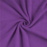 Kvalitní napínací froté prostěradlo tmavě fialové - různé rozměry | 90/200, 180/200, 100/200, 120/200, 140/200, 160/200, 200/200, 220/200, 80/200