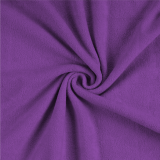 Froté prostěradlo tmavě fialové