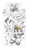 Dětské bavlněné povlečení Tom & Jerry 034 | 1x 140/200, 1x 90/70