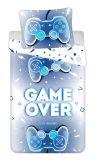 Povlečení fototisk Game over   Povlečení fototisk Game over 140x200, 70x90 cm
